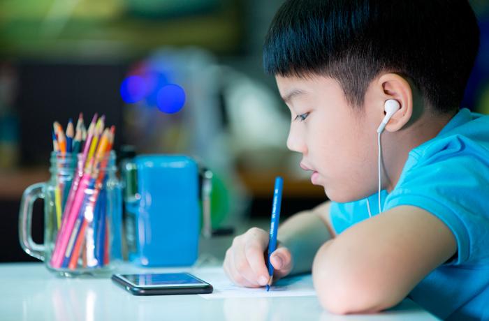 móviles para niños seguros