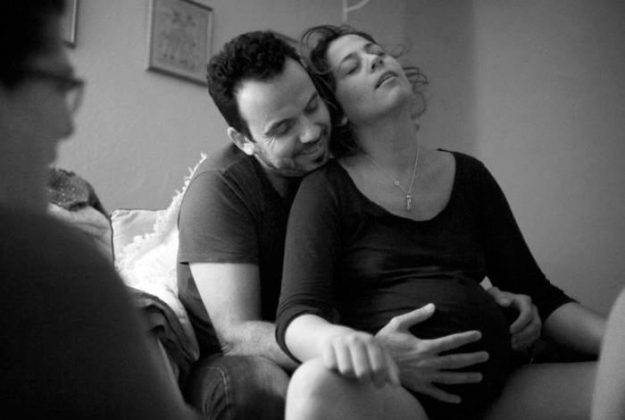 parto sin asistencia en hogar