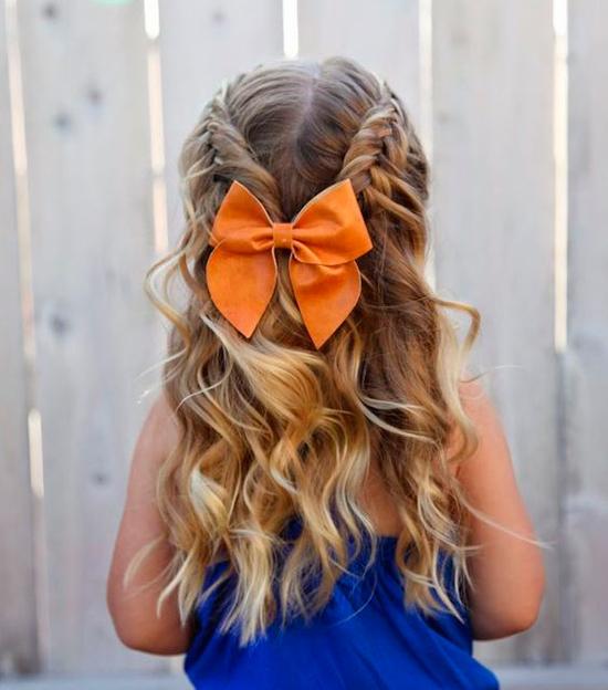 peinados faciles niñas
