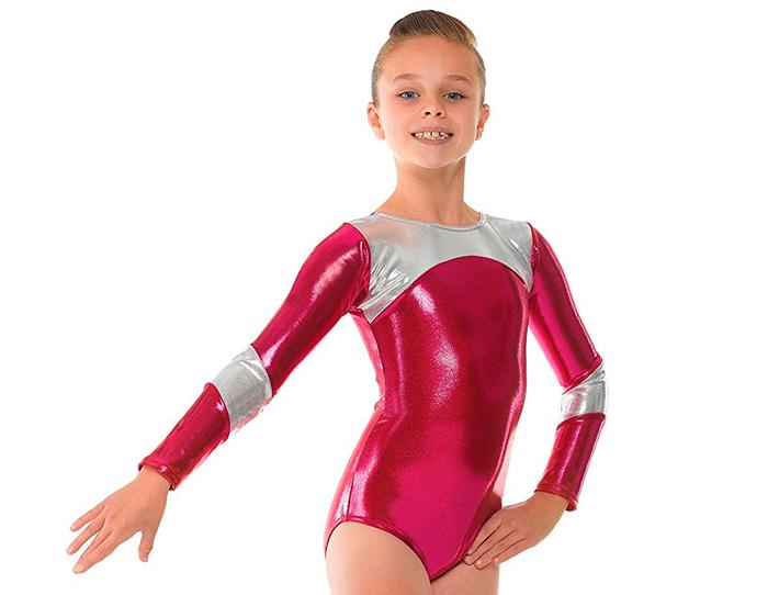 ropa de gimnasia artistica