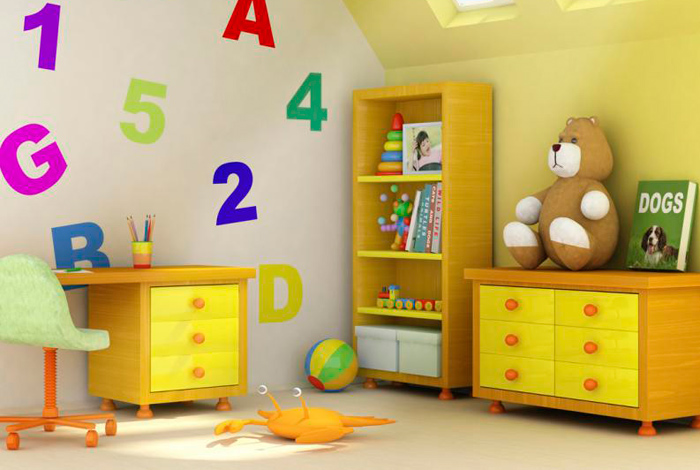 Cómo Decorar La Habitación De Un Niño Autista Trucos