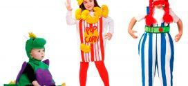 12 disfraces de carnaval originales para niños y niñas que te harán reír