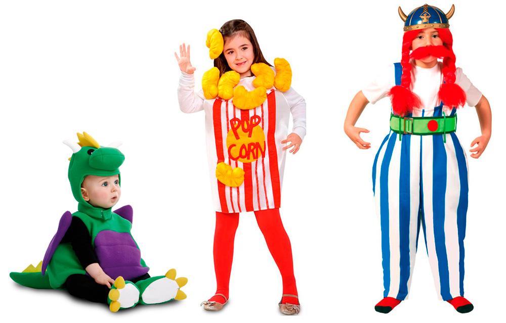 disfraces niños 3 años