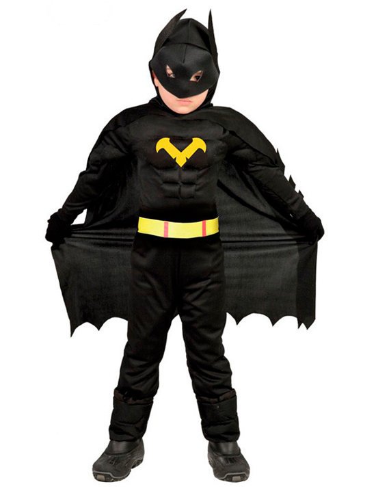 disfraz de halloween niños