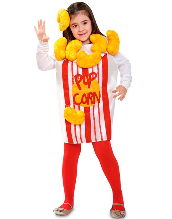 disfraz original para niña