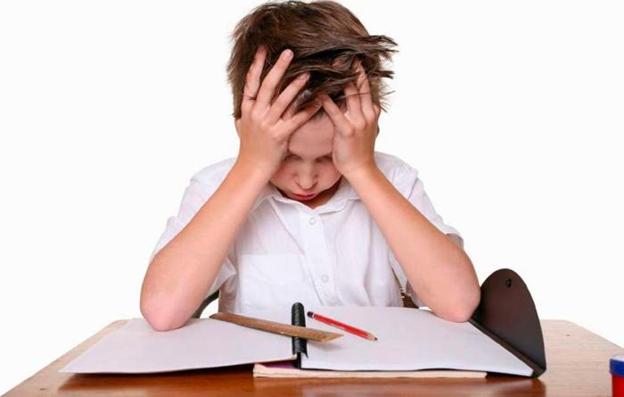 fracaso escolar causas