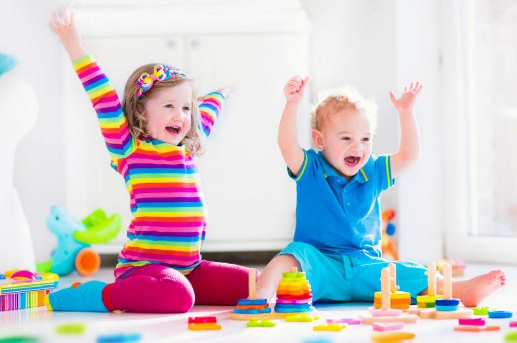 juguetes de madera recomendados para niños