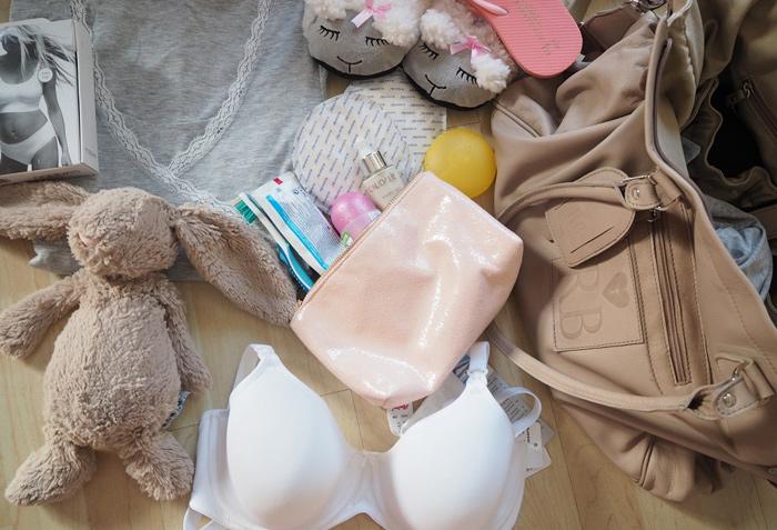 maleta para la maternidad