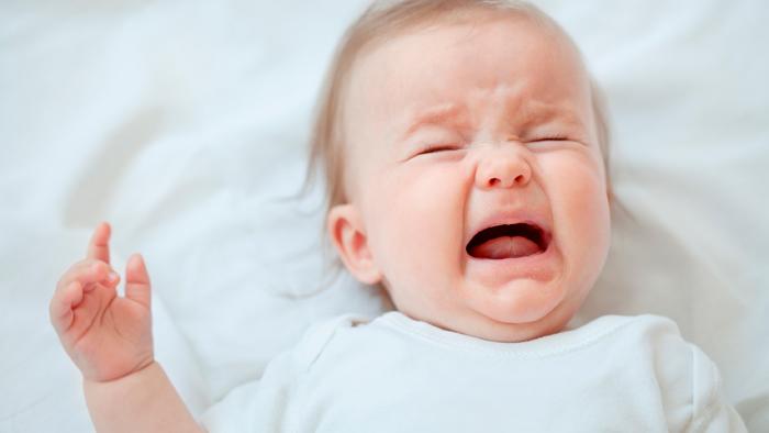 tos seca en niños causas