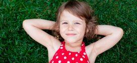 Desodorante para niños; ¿Cuando deben empezar a usarlo?