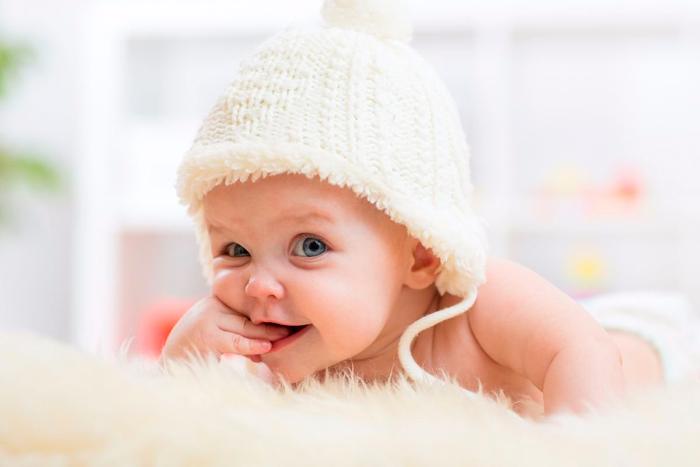 reflejos del recién nacido curiosos