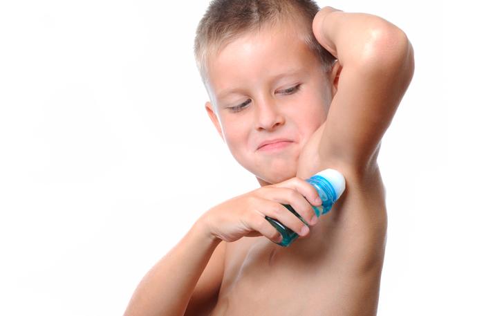 remedio casero para el sudor de las axilas