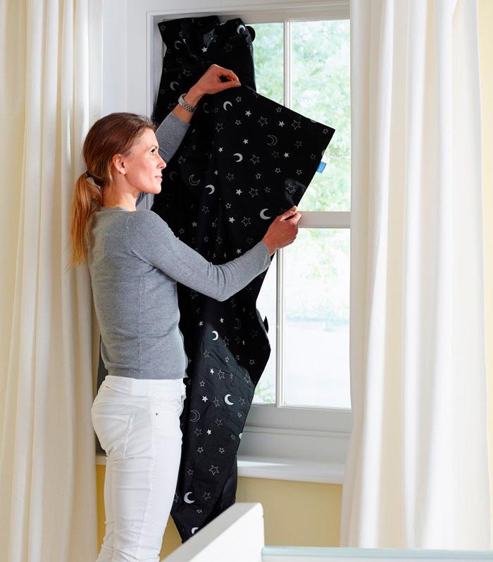 autismo en niños cortinas