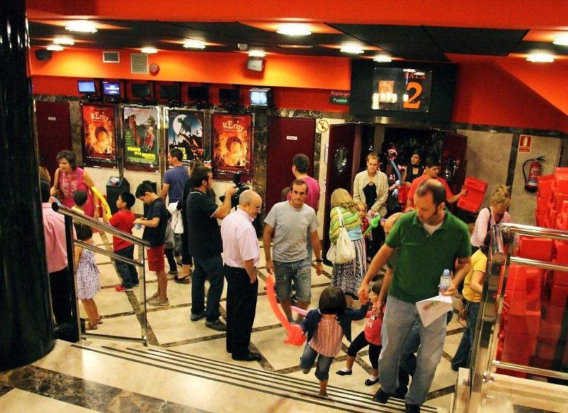 cines verdi madrid cartelera precios