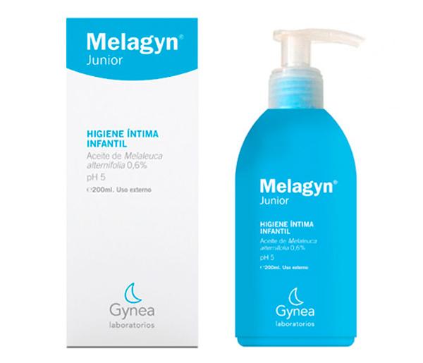 como evitar el mal olor de las axilas Melagyn Junior