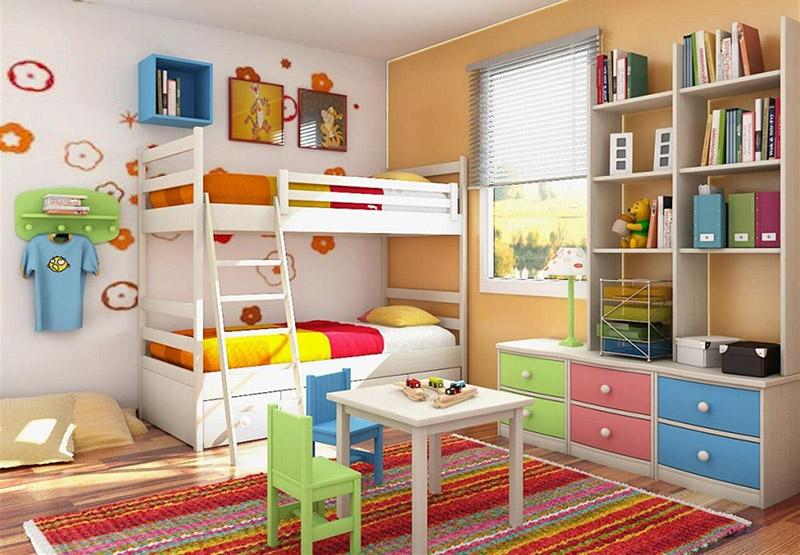 dibujos para habitaciones de bebes