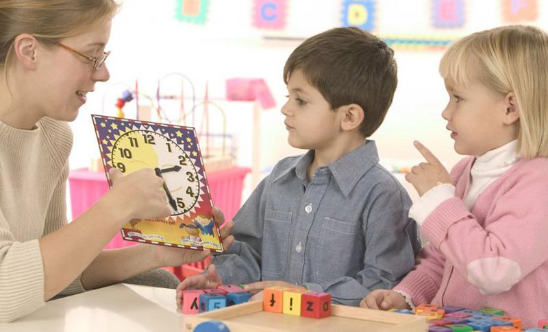 ingles para preescolar