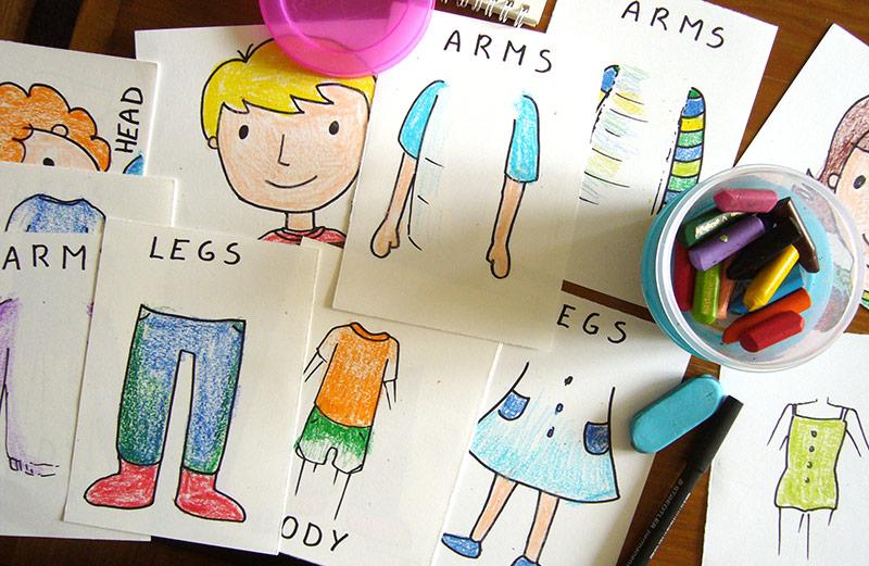 juguetes y juegos en ingles para niños