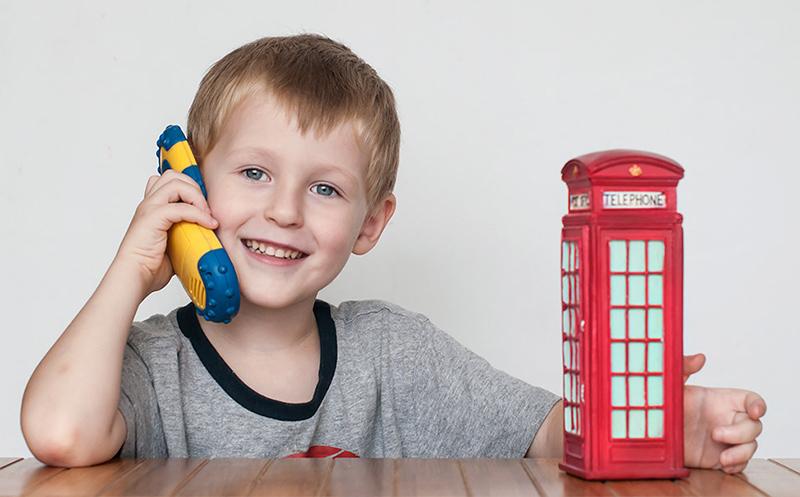 metodos para enseñar ingles a niños