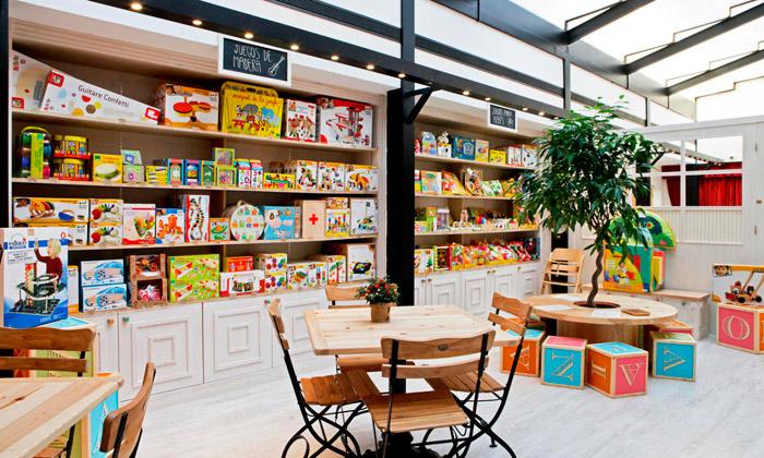 restaurantes para niños madrid