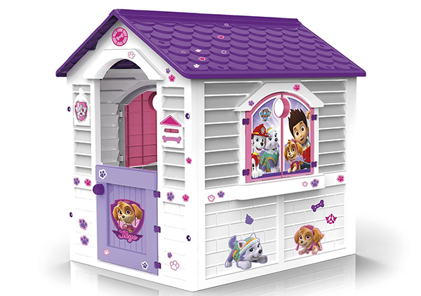 casas madera niños
