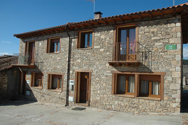 casas rurales madrid baratas