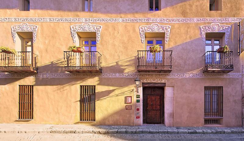 casas rurales de lujo en andalucia