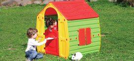 Las mejores casitas infantiles para el jardín