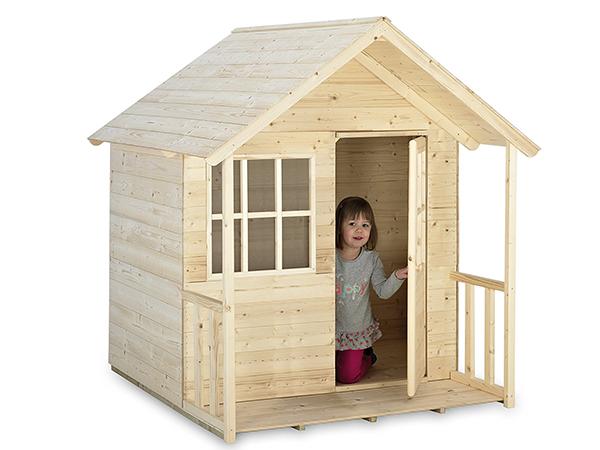 Las mejores casitas infantiles para el jard n baratas for Casitas infantiles jardin carrefour