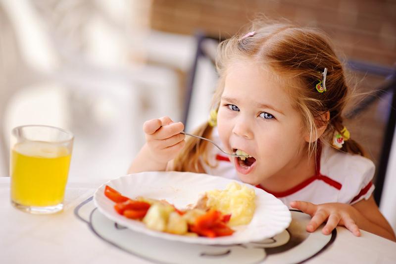 Recetas de cenas saludables para ninos