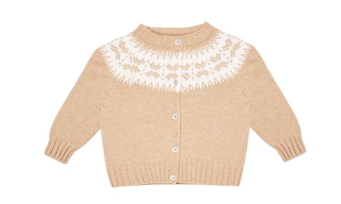 ropa bebe otoño invierno condor