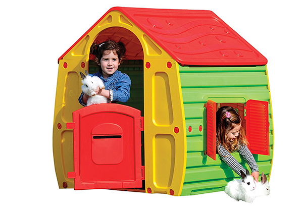 Las mejores casitas infantiles para el jard n baratas for Casa de juguetes para jardin de segunda mano