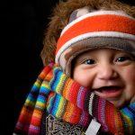 bufanda para niño