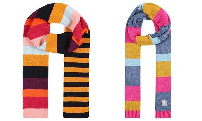 como hacer bufandas de moda