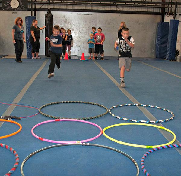 ejercicios de crossfit para niños