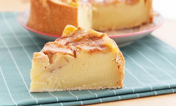 Receta de tarta de manzana paso a paso