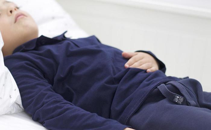 apendicitis en niños sintomas