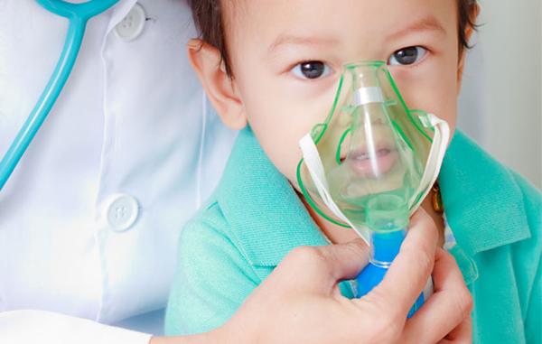 bronquitis en niños pequeños