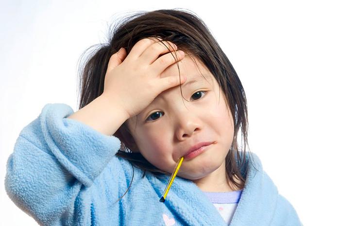 causas fiebre bebe
