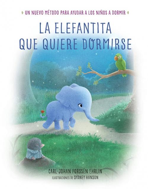 cuentos cortos dormir La elefantita que quiere dormirse
