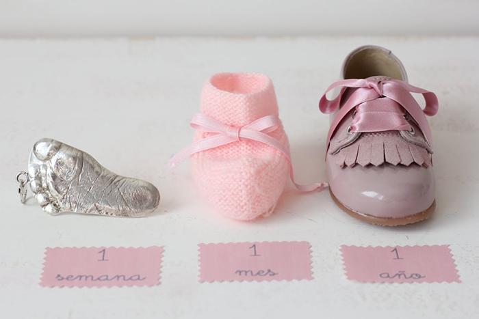 regalo para una futura madre Dejando Huella Joyas
