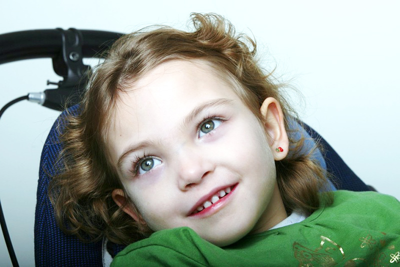 síndrome de rett niños