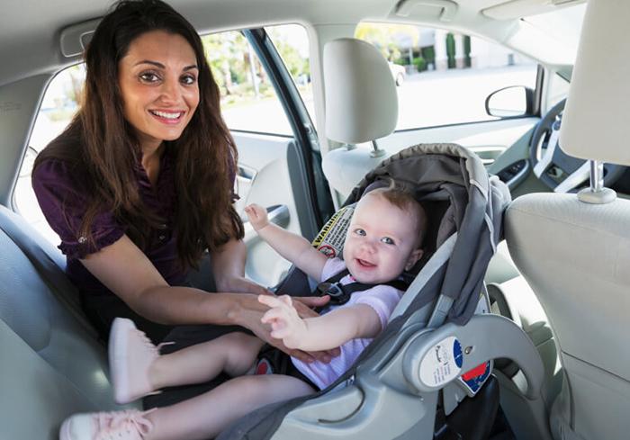 Las mejores sillas a contramarcha para el coche for Sillas para ninos para el coche