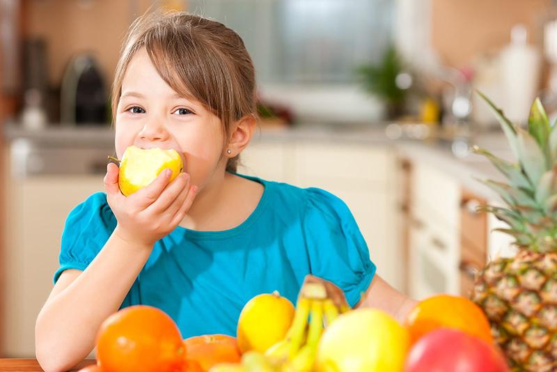 alimentos con vitamina z niños