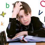 dislexia en niños sintomas