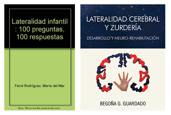 libros sobre lateralidad infantil lateralidad mixta