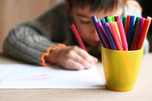 prueba daltonismo niños