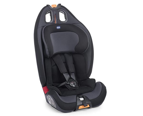 silla coche isofix grupo 1 2 3