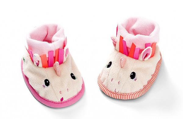 zapatos para bebés recién nacidos