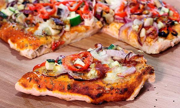 cena romantica thermomix pizza